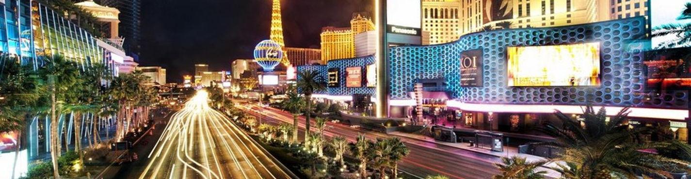 Лас-Вегас — обзорная экскурсия