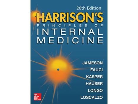 Harrison's Principles of Internal Medicine Textbooks