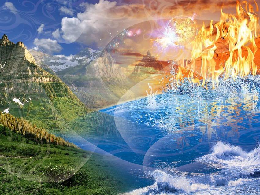 Медитация на Стихию Земля 850x