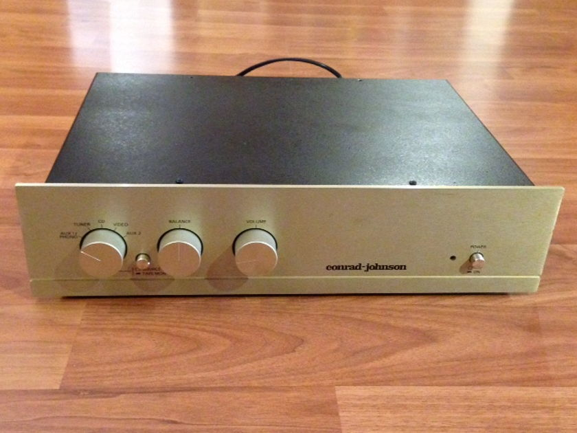 Conrad Johnson PV10A with phono stage + 2 Main Output PRICE REDUCED
