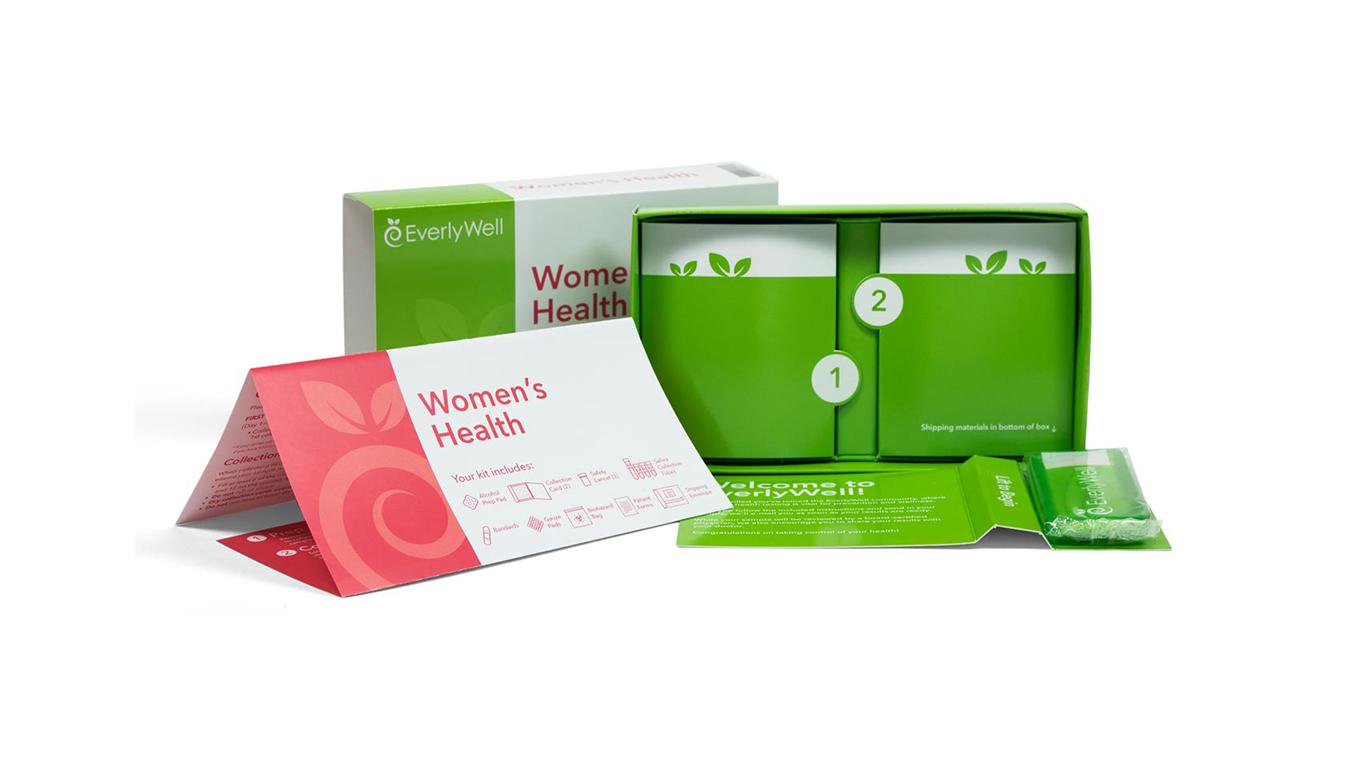 Womens health fertility test 3