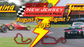 EMRA'S Mid Summer Blast at NJMP's Lightning