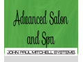 A day of pampering at Advanced Salon & Spa with a basket of Paul Mitchell products!