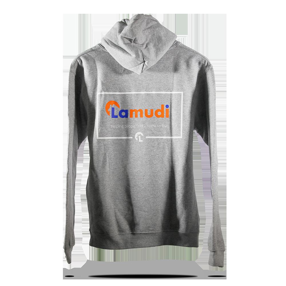 Back direct to film printing on sports gray full zip cotton fleece hoodie sweatshirt sj clothing Co Manila Philippines