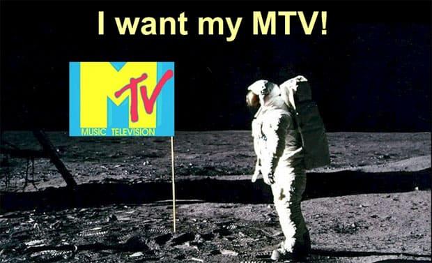 Опубликован архив сотен тысяч часов архивных записей канала MTV - Новости радио OnAir.ru