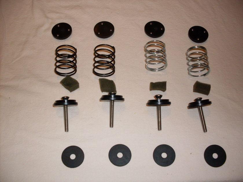 VPI HW-19 MkII original plinth suspension kit