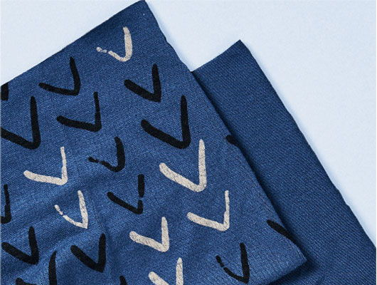 Sustainably sourced fabric