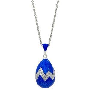 Egg Pendant Necklaces