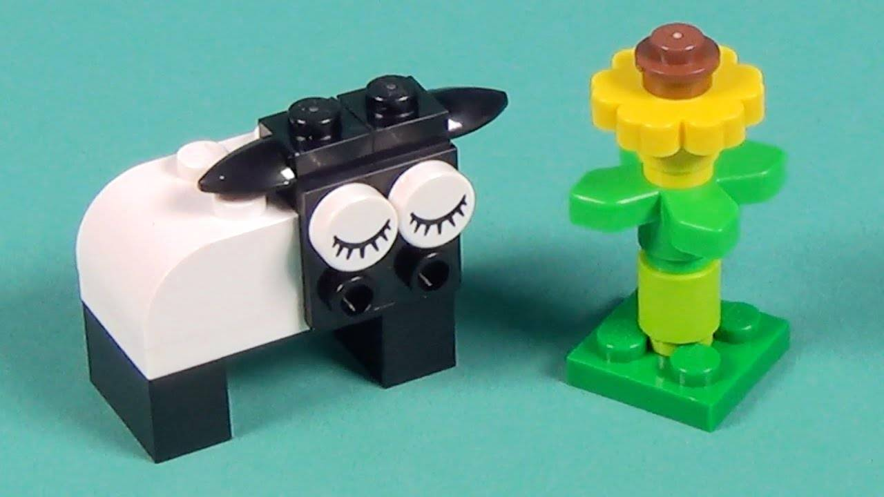 LEGO sheep