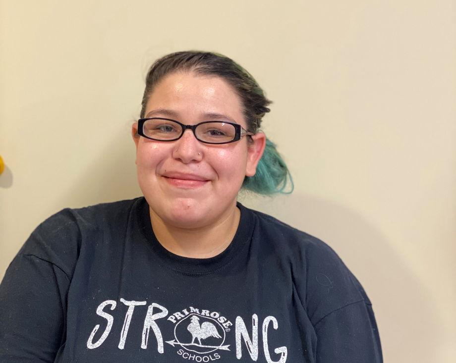 Krysta Chavez , Support Teacher