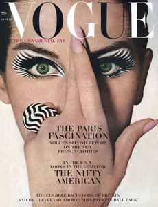 Vogue magazine, September, Great Britan