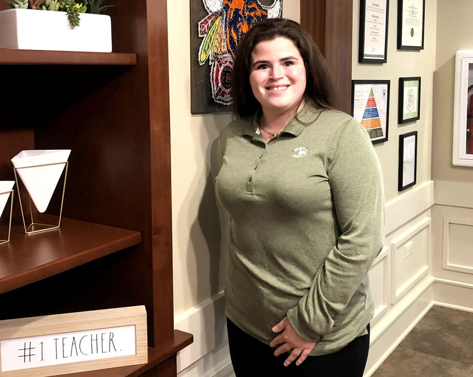 Gianna Chiappetta , Pathways Assistant Teacher