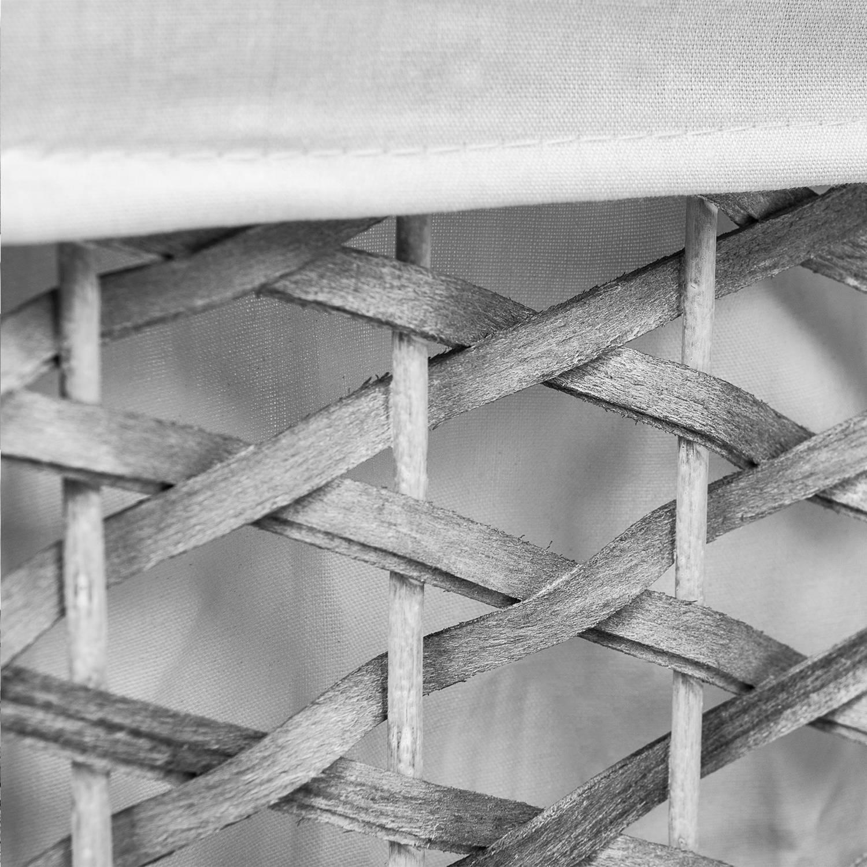 Wicker Style Weaving