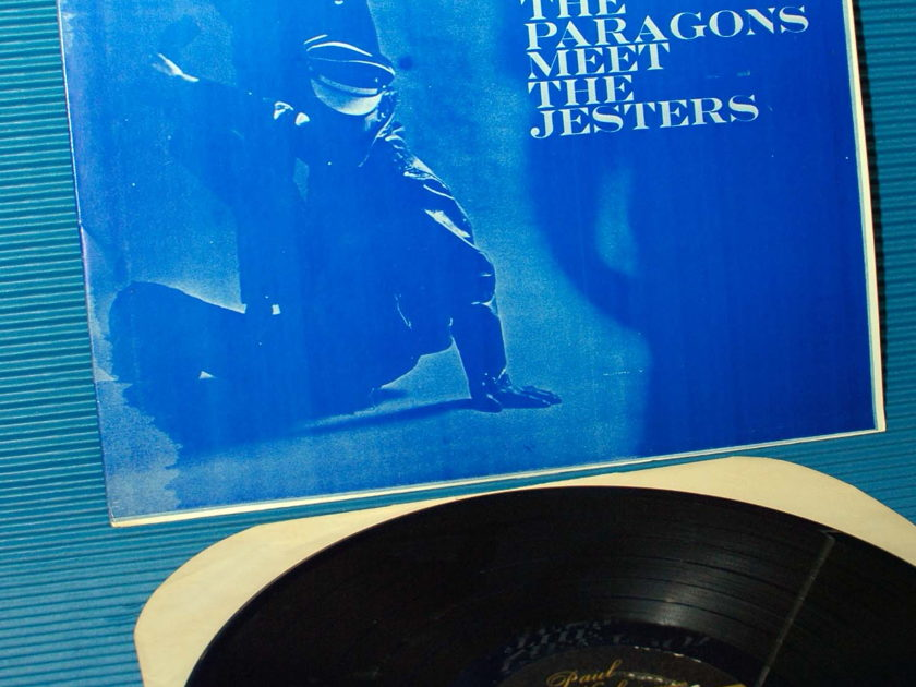 "THE PARAGONS / THE JESTERS   - ""The Paragons Meet The Jesters"" -  Winley Records 1959 mono"