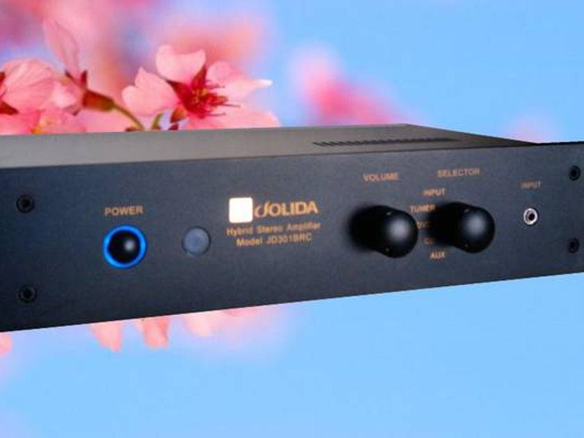 Jolida JD-301RC New remote hybrid int amp