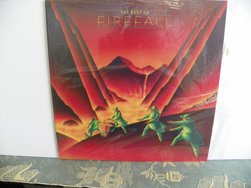 FIREFALL - THE BEST OF Near Mint/Price Reduction