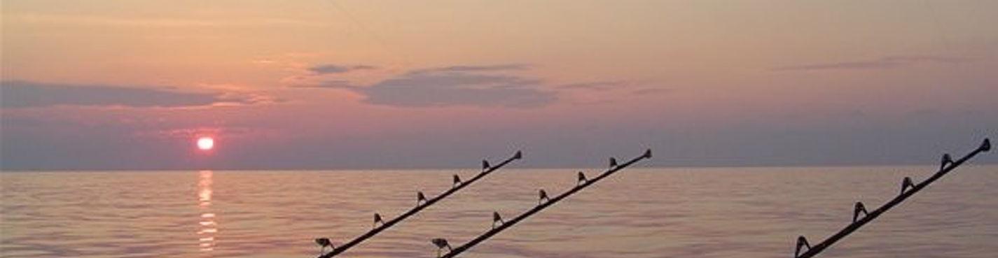 Рыбалка — донная или троллинговая