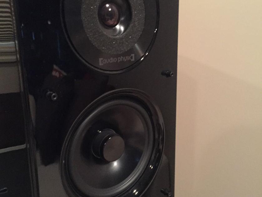 Audio Physic Virgo 25+ Piano Black!!!