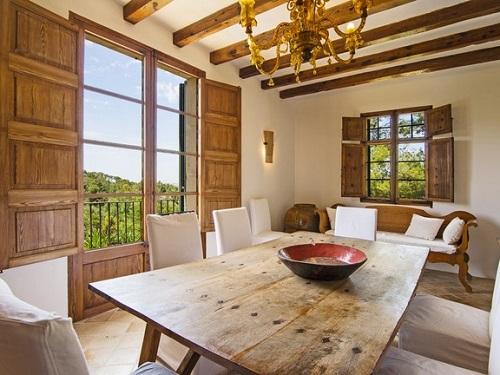 Profitez Du Style Original Et Mediterraneen De Santa Maria