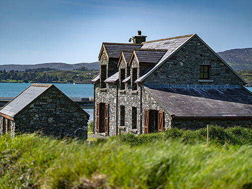 "Ireland: Private retreat ""Horse Island"" sold"