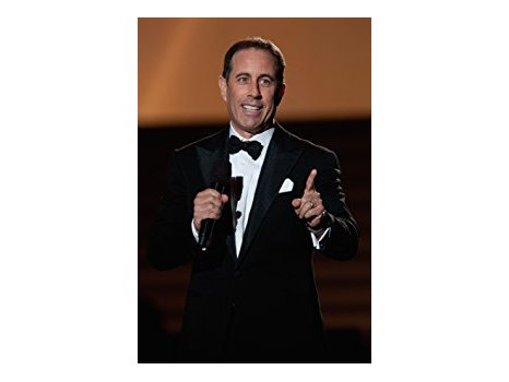 2 Tickets to Jerry Seinfeld at the New Jersey Performing Arts Center