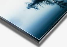 Direct acrylic print sample