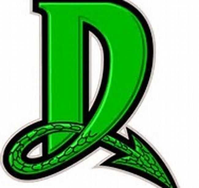 Dayton dragons logo