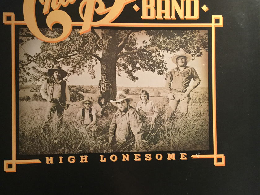 Charlie Daniels Band - HIGH LONESOME