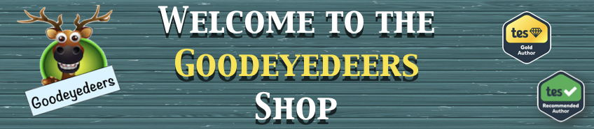 The  Goodeyedeers  Shop