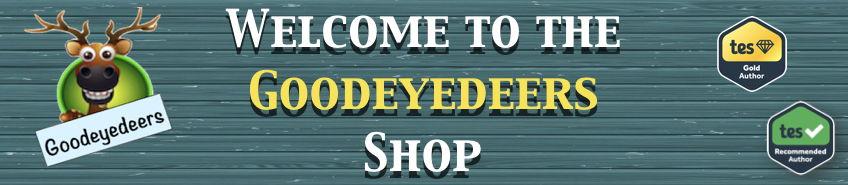 The  Goodeyedeers  Shop