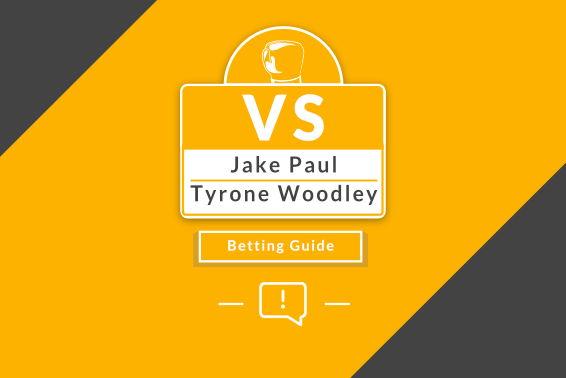 Jake Paul vs. Tyron Woodley Betting Guide