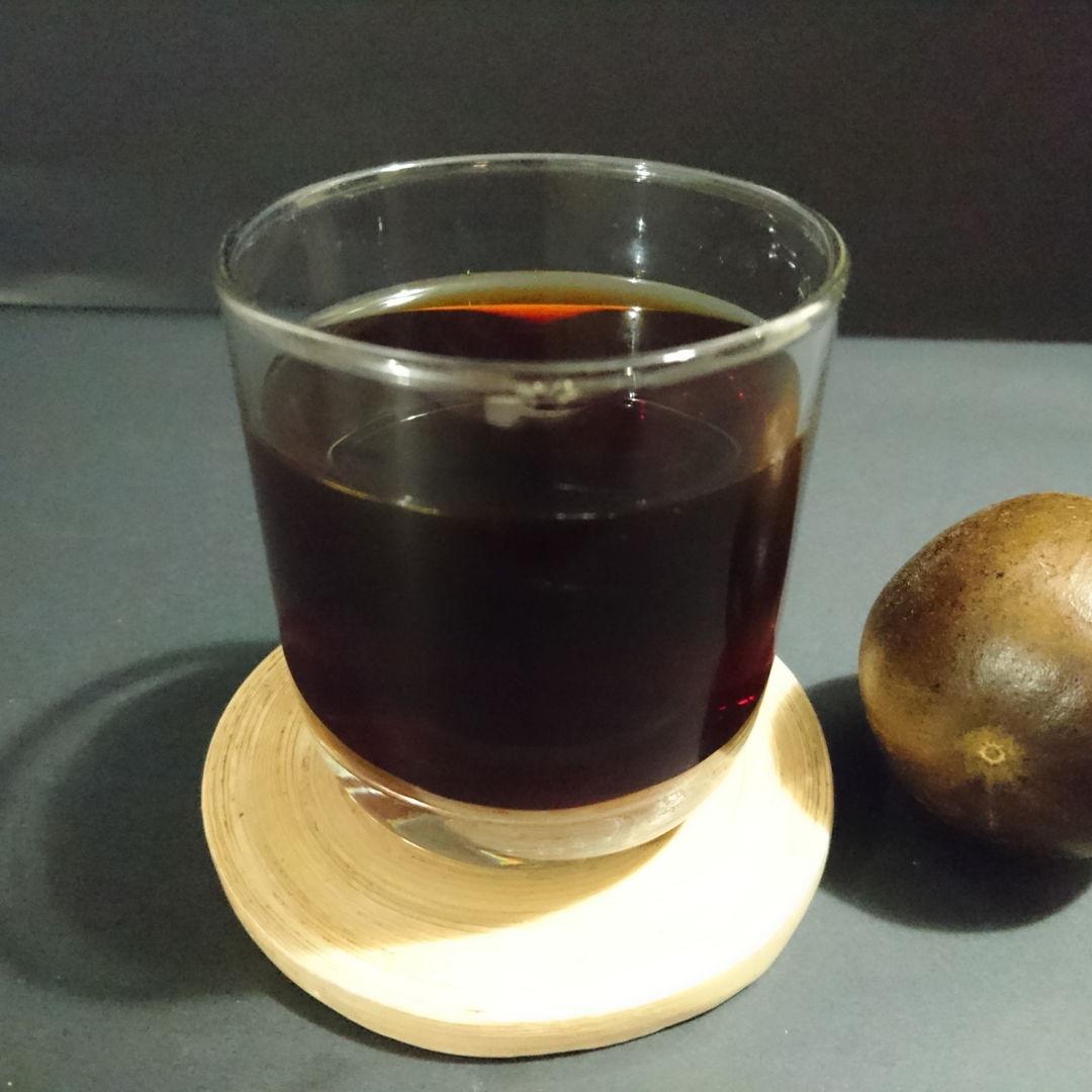 Date: 18 Nov 2019 (Mon) 23rd Drink: Luo Han Guo Tea (Monk Fruit Tea) [106] [113.8%] [Score: 7.0]