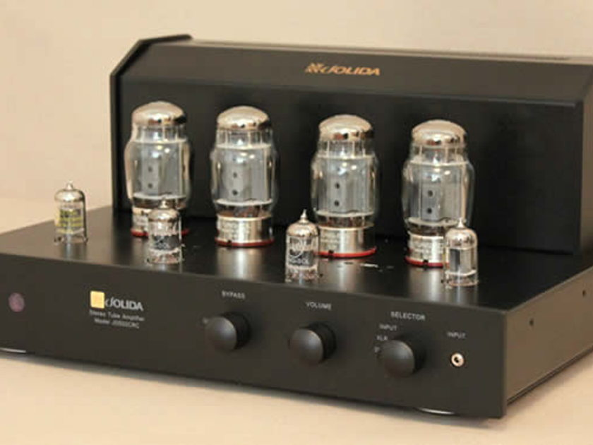 Jolida JD 502CRC Tube Integrated Amplifier