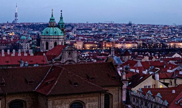 Авторская обзорная экскурсия «Прага в 11:11»