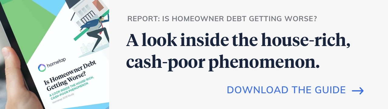 Download the report: Is homeowner debt getting worse?