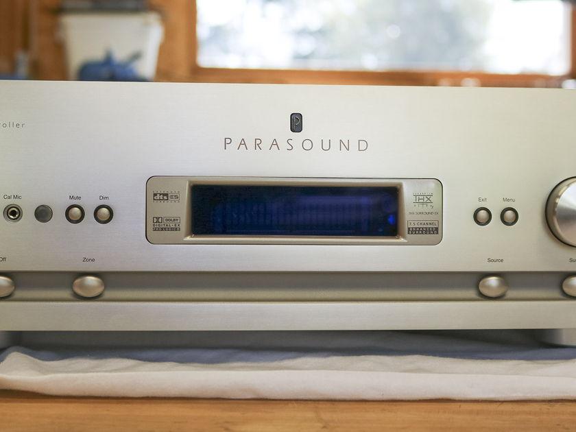 Parasound c2 controller
