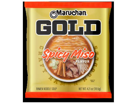 Spicy Miso Flavor
