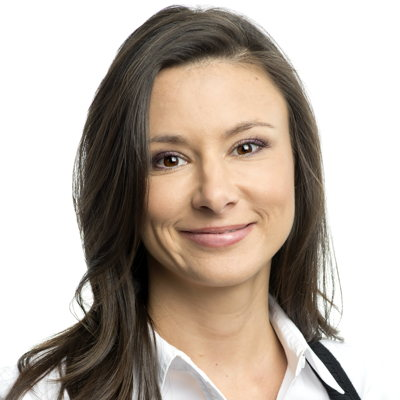 Mélanie Jean-Vézina  Real estate agent RE/MAX Signature