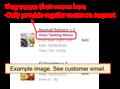 TastePro example booking