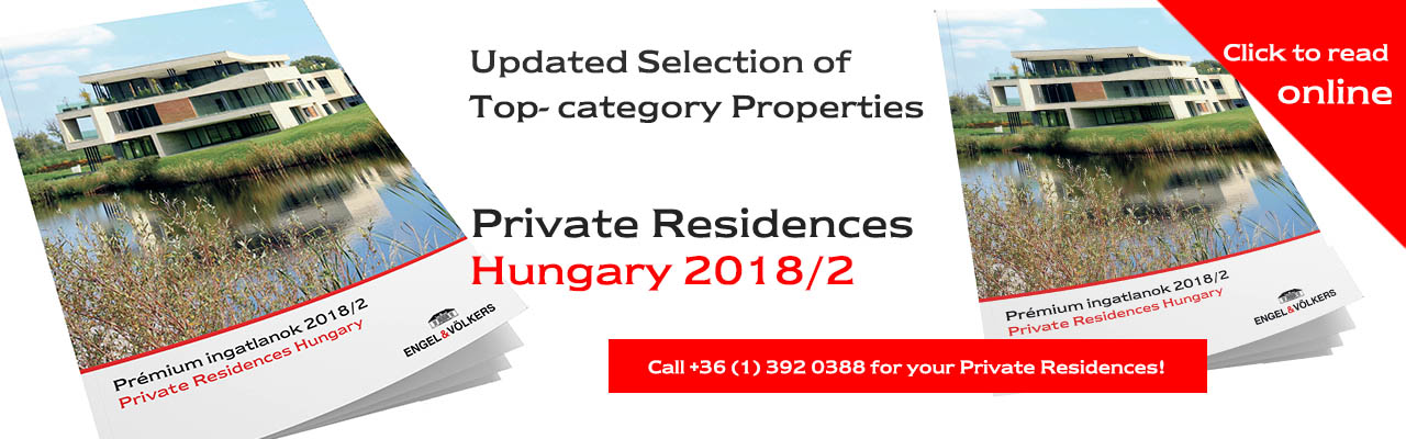 Budapest - Private Residences Hungary 2018/2