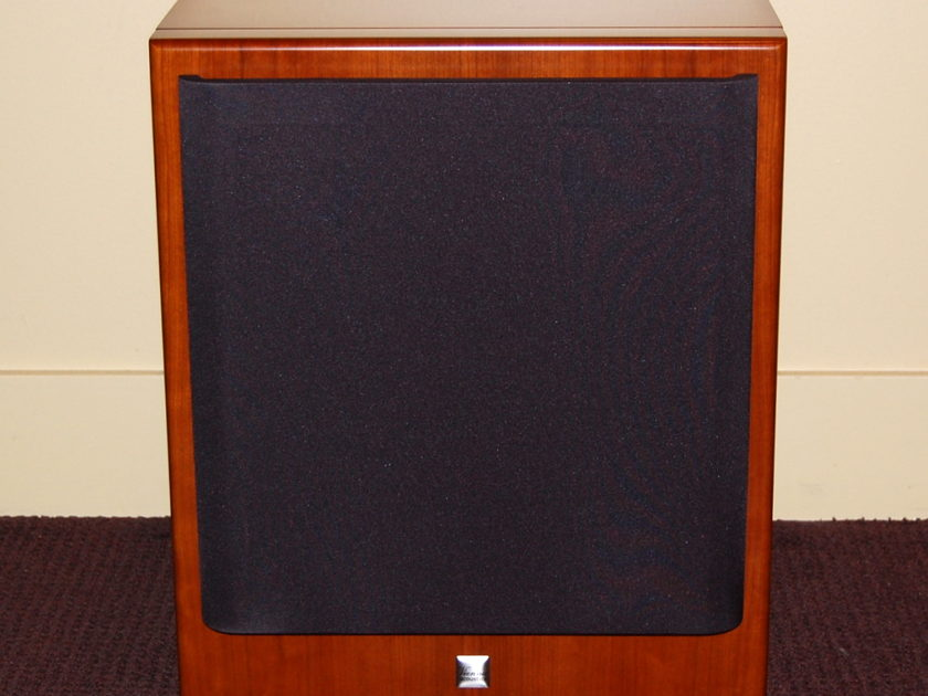 Vienna Acoustics Principal Grand subwoofer in beautiful cherry finish (2 available!)