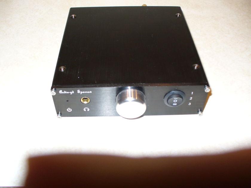 Audio-GD Sparrow Type A DAC/Headphone amp