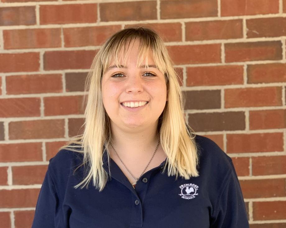 Ms. Taylor Baciotti , Preschool Pathways Co Lead Teacher