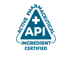 KND API ingredient certified