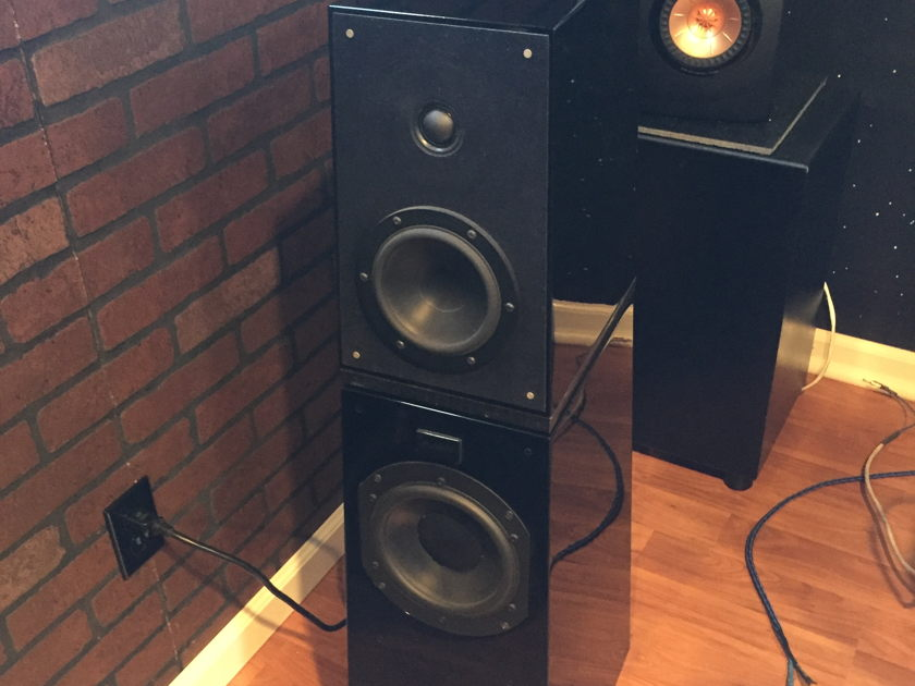 Verity Audio Parsifal Encore