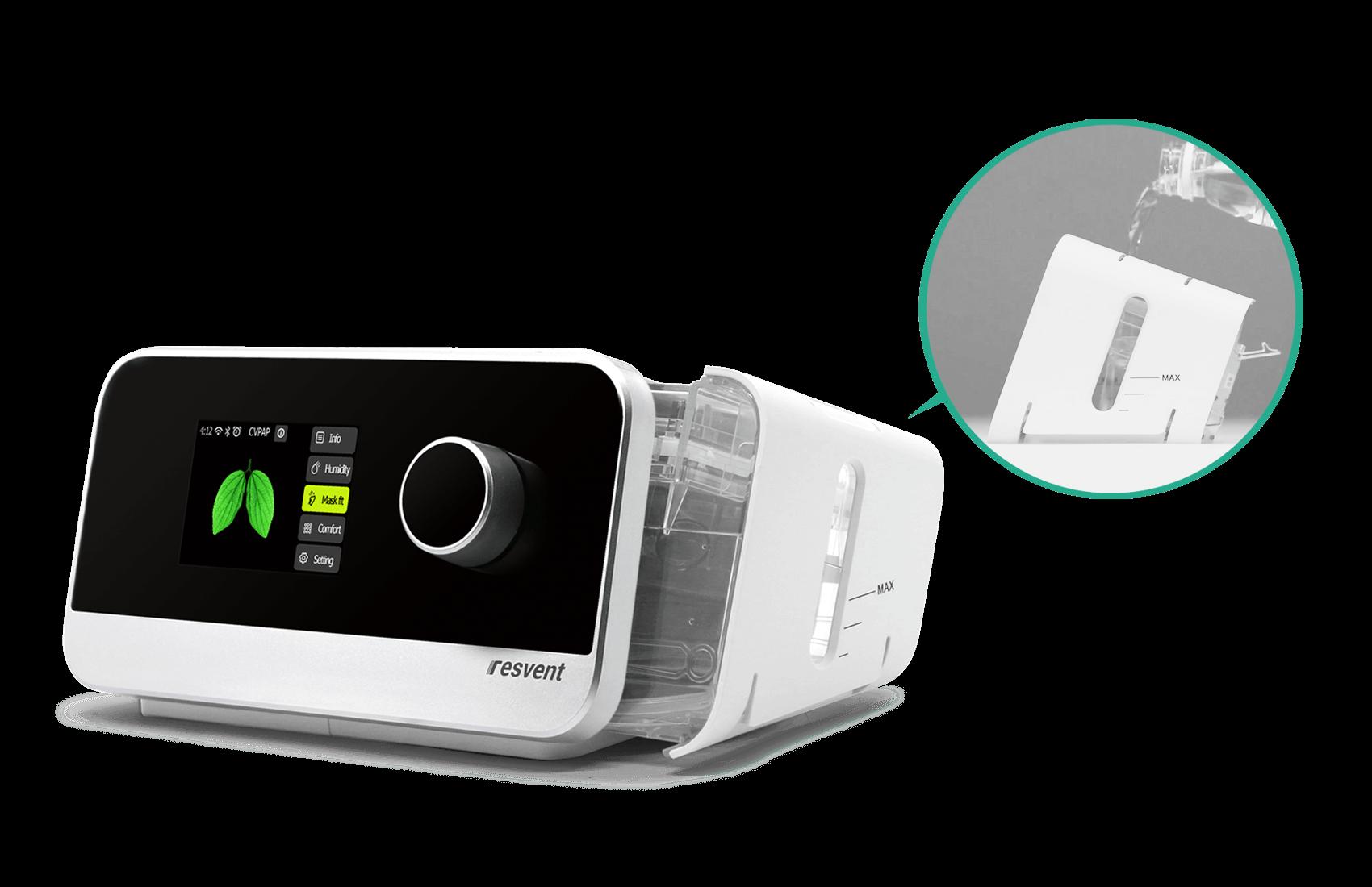 Machine automatique CPAP / APAP