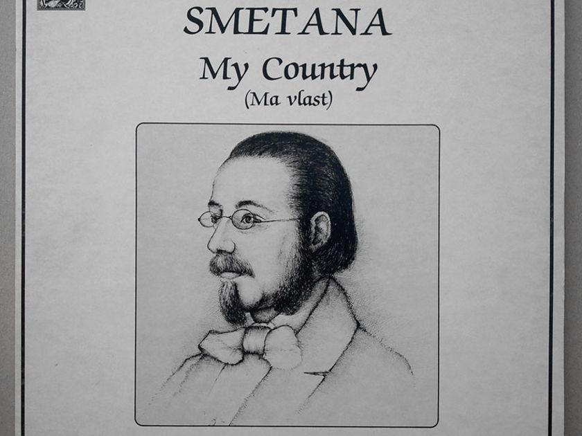 "MHS/Zdenek Kosler/Smetana - Ma Vlast ""My Fatherland"" / NM"