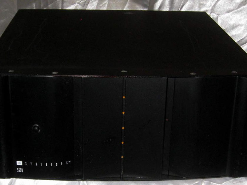 JBL S-650 Synthesis power amplifier
