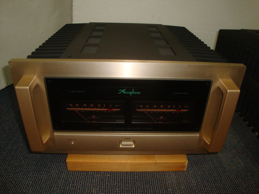 Accuphase P-7000 power  amp absolutely musical audio - Free Shipping
