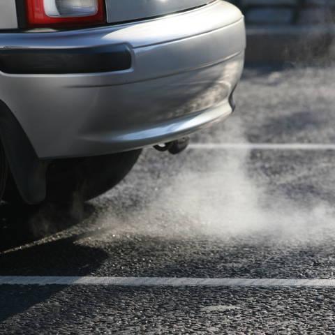 pollution automobile et atmosphérique